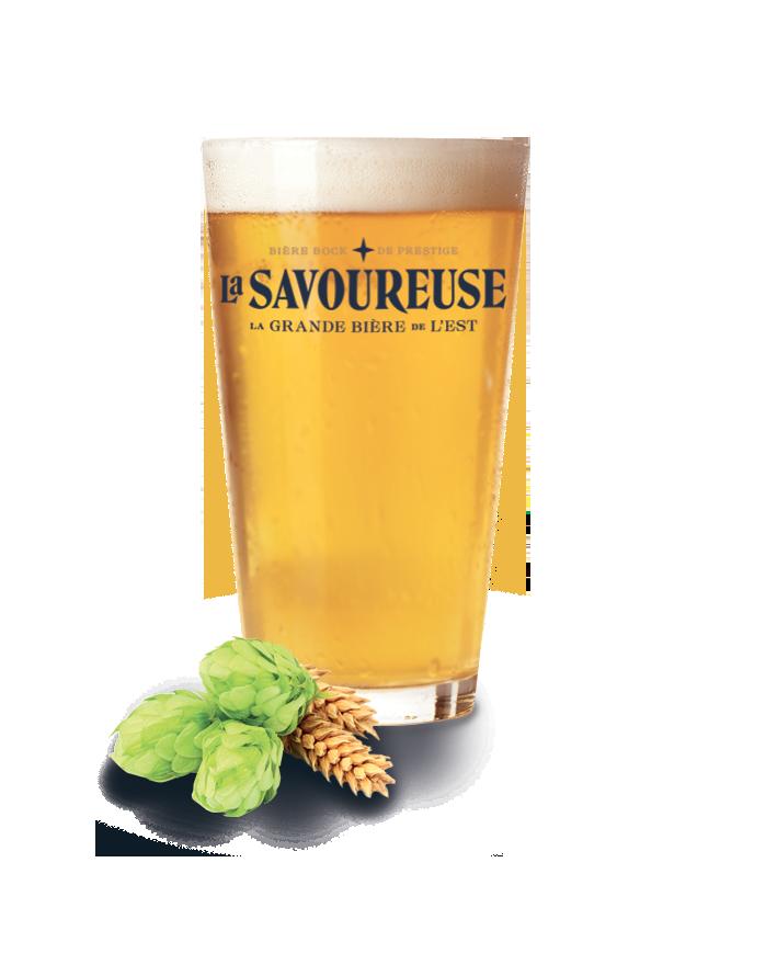 bière artisanale la savoureuse brassée en Franche-Comté
