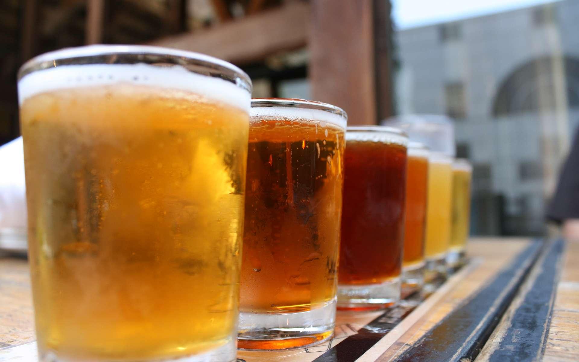 Bières artisanales Franche-Comté - Brasserie de Sochaux